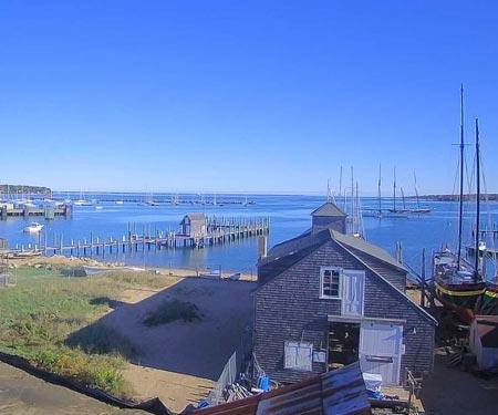 Vineyard Haven Harbor Live Cam Martha's Vineyard, Cape Cod