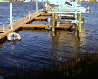 Beaufort Yacht Basin Webcam