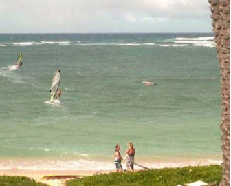 Camp One Beach Live Cam from Maui, HI