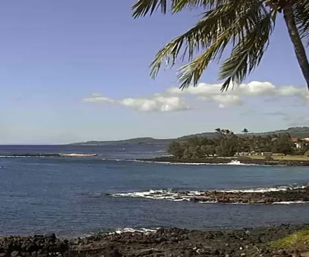 Kauai, Hawaii Webcam by EarthCam