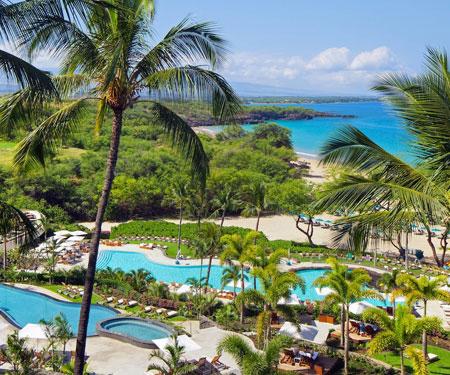 Hapuna Beach Resort Live Cam, Waimea, Hawaii