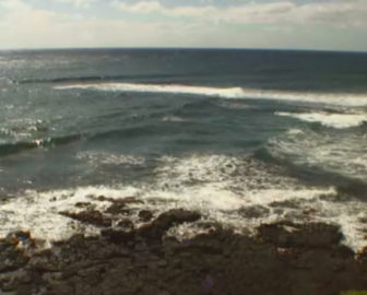 Live surf cam from Lawai Beach in Koloa, Hawaii
