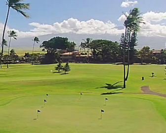Maui Golf Country Club Live Cam