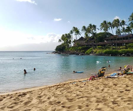 Napili Kai Beach Resort Live Cam in Maui