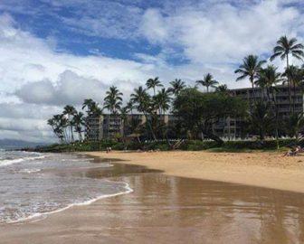 The Hale Pau Hana Live Beach Cam