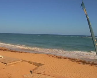 Live Beach Cam Agualina Kite Resort Cabarete