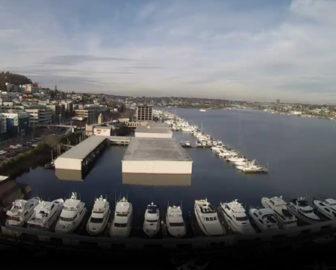 Lake Union Seattle Live Cam