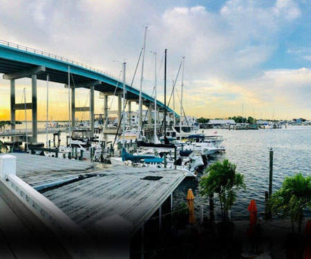 Matanzas Inn Marina Webcam Fort Myers Beach FL