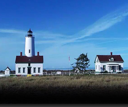 New Dungeness Lighthouse Webcam North