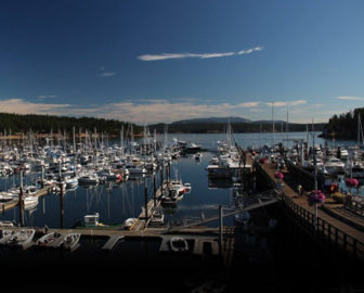 Port of Friday Harbor Marina Webcam