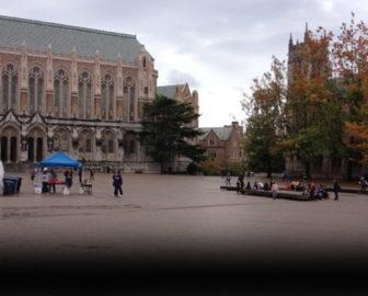 University of Washington - Red Square Cam