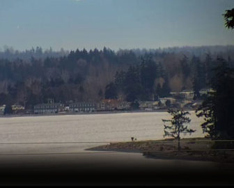 Birch Bay State Park Webcam, Blaine Washington