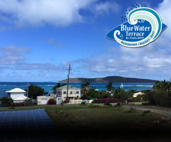 Blue Water Terrace Restaurant Live Cam - St. Croix, US Virgin Islands