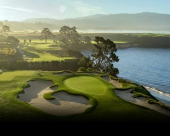 Pebble Beach Golf Links Live Cam