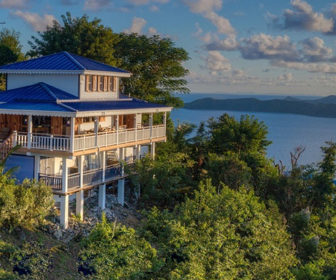 Pelican Peak Villa Live Cam British Virgin Islands