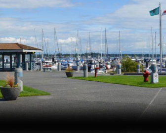 Semiahmoo Marina Live Webcam, Blaine Washington