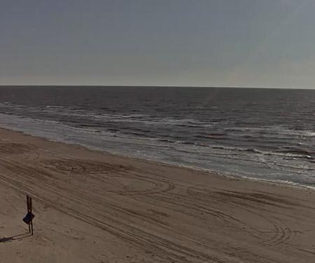 Crystal Beach Sunrise Cam, Bolivar Peninsula