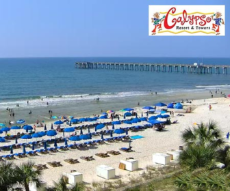 Calypso Resort & Towers Webcam Panama City Beach FL