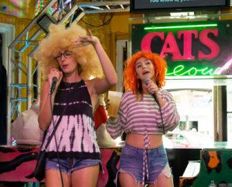 Cats Meow Live Karaoke Cam