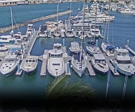Galleon Resort Marina Webcam