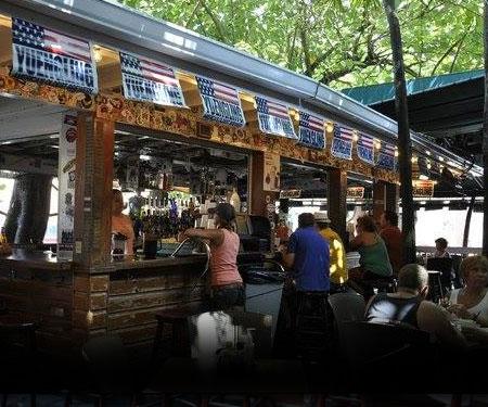 Hogs Breath Saloon Key West Raw Bar Cam
