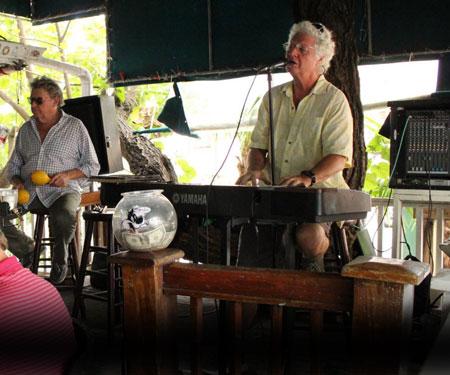 Hogs Breath Saloon Key West Stage Cam