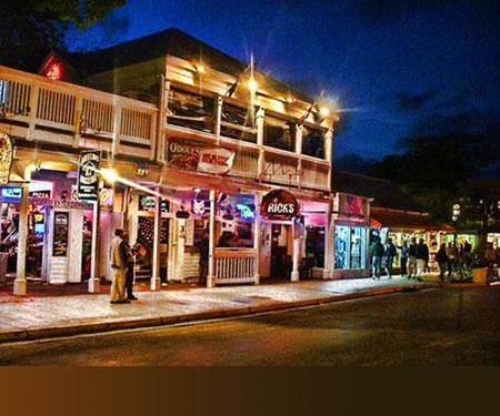 Rick's Key West Bar Cam