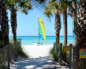 Sandpiper Beacon Beach Resort - Beach Cam