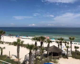 Sandpiper Beacon Beach Resort - East Cam