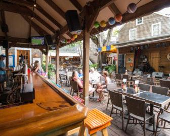 Smokin' Tuna Key West Bar Cam