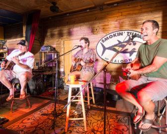 Smokin' Tuna Key West Stage Cam