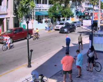 Wicker Guesthouse Live Cam, Key West Florida