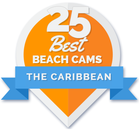 25 Best Beach Webcams Caribbean