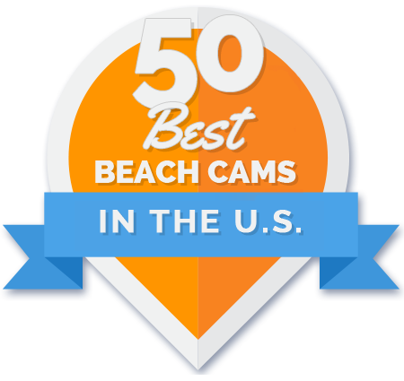 50 Best Beach Webcams in U.S.
