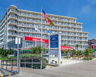 Commander Hotel & Suites Boardwalk Cam, Ocean City, Maryland