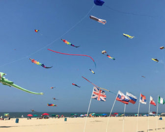 Kite Loft Beach Cam, Ocean City Maryland