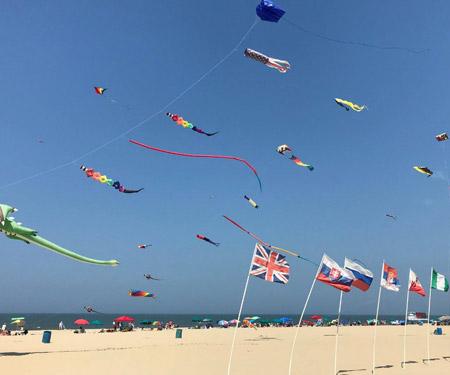 Kite Loft Beach Cam, Ocean City Maryland