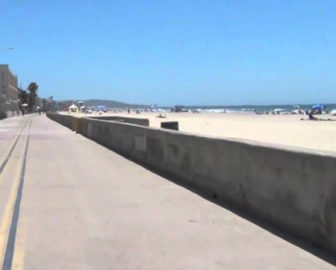 Mission Beach Boardwalk Webcam San Diego, CA