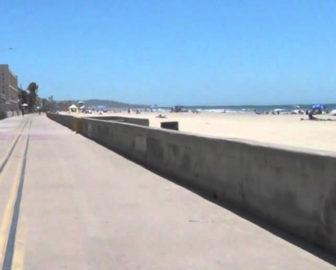 Mission Beach Boardwalk Webcam San Diego, CA