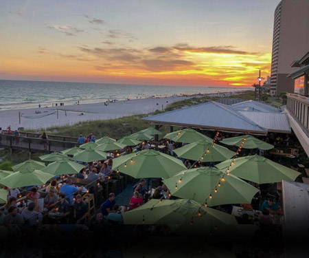 Runaway Island Beach Bar Webcam Panama City Beach, Florida