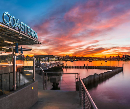 San Diego Bay Webcam Coasterra Mexican Restaurant
