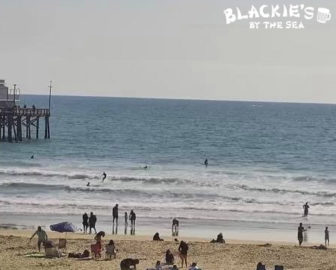 Blackie's By the Sea Live Surf Cam