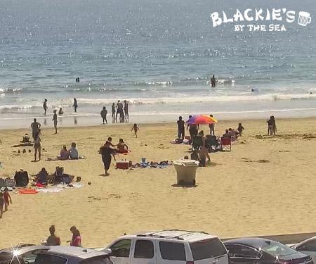Blackie's By the Sea Live Beach Cam