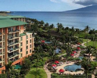 Honua Kai Resort & Spa Live Cam Maui Hawaii