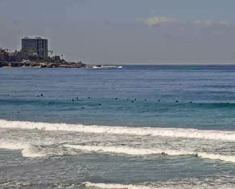 Scripps Pier Webcam La Jolla Beach, CA