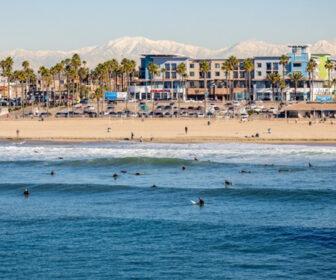 Huntington Beach Surf Cam, Surf City, USA