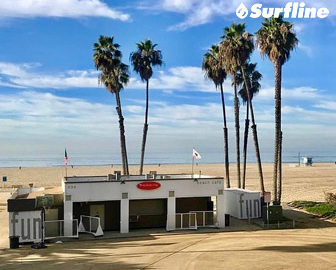 Santa Monica Surf Cam by Surfline