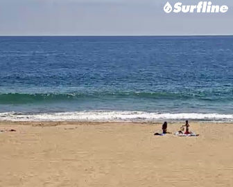 56th St Newport Beach Cam by Surfline