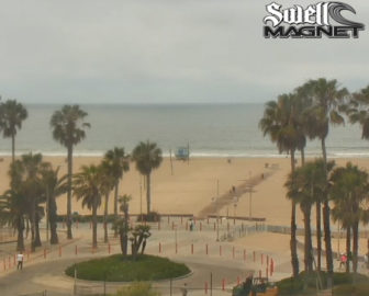 Santa Monica Surf Cam by Swellmagnet