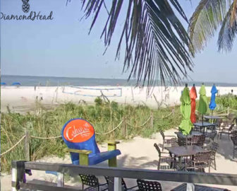 DiamondHead Beach Resort Live Cam Fort Myers Beach, FL